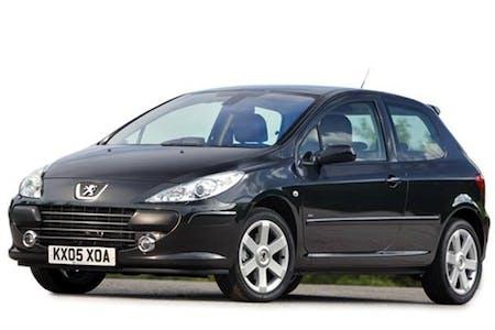 Kiralık Peugeot 307 , Kocaeli İzmit