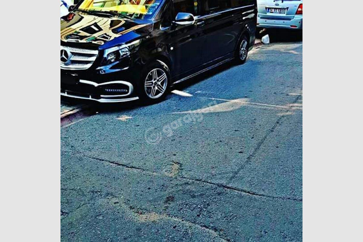 Mercedes - Benz Vito Üsküdar Kiralık Araç 14. Fotoğraf