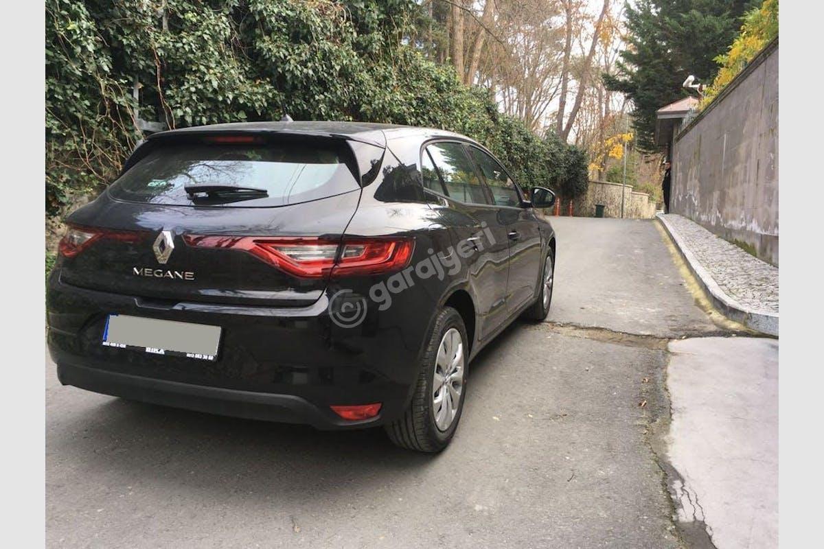 Renault Megane Üsküdar Kiralık Araç 4. Fotoğraf