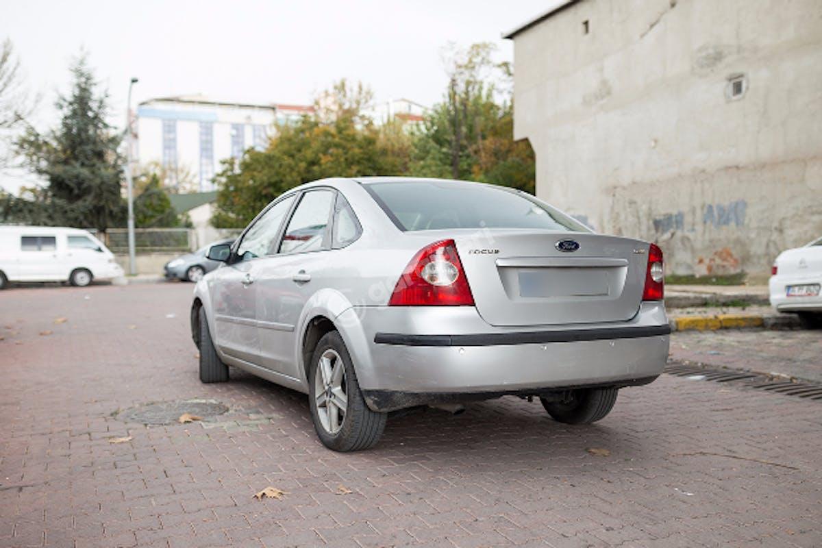 Ford Focus Bahçelievler Kiralık Araç 8. Fotoğraf