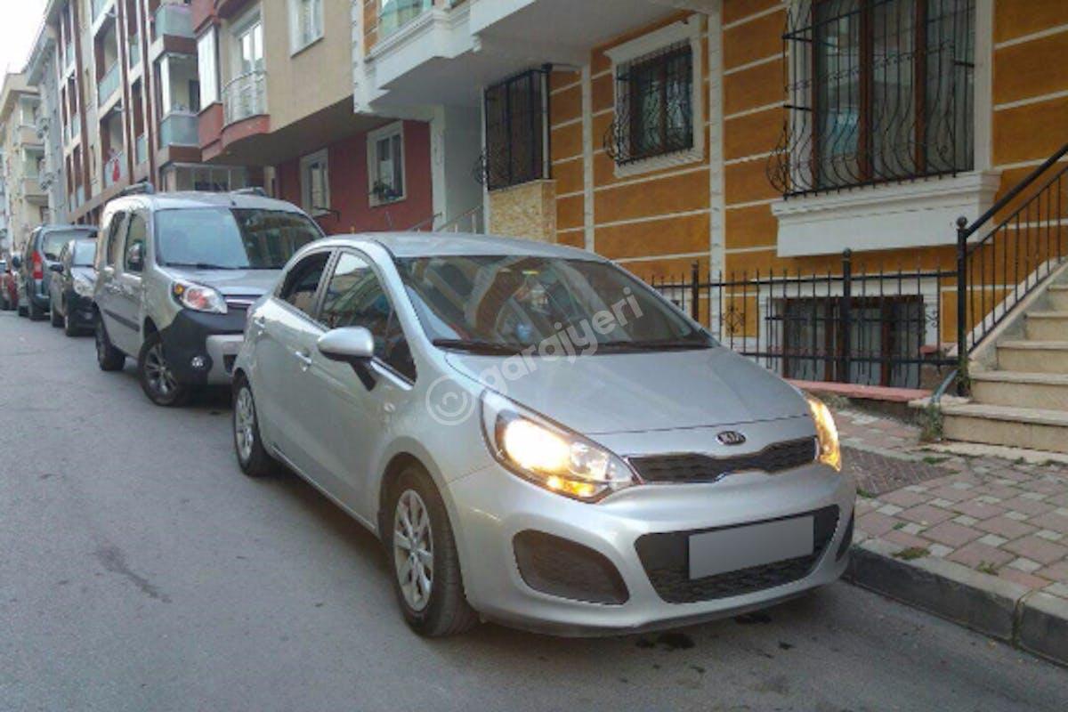 Kia Rio Çekmeköy Kiralık Araç 1. Fotoğraf