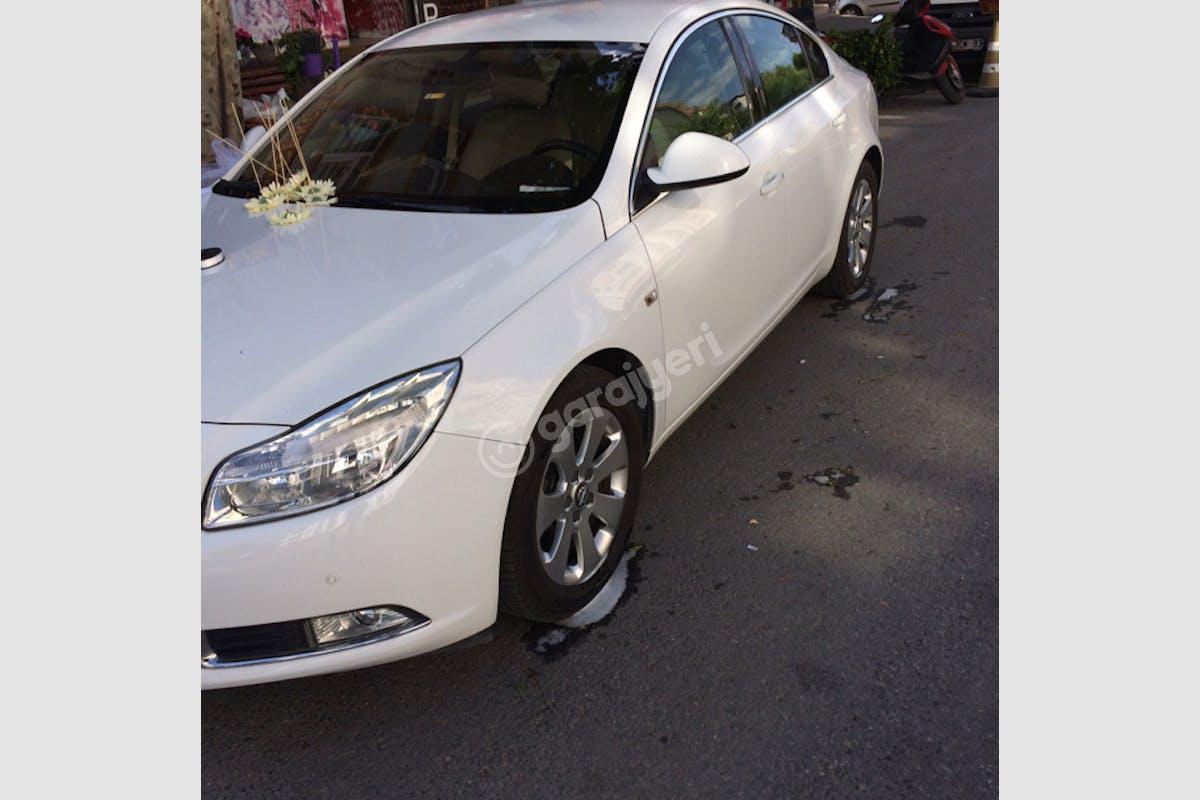 Opel Insignia Üsküdar Kiralık Araç 3. Fotoğraf