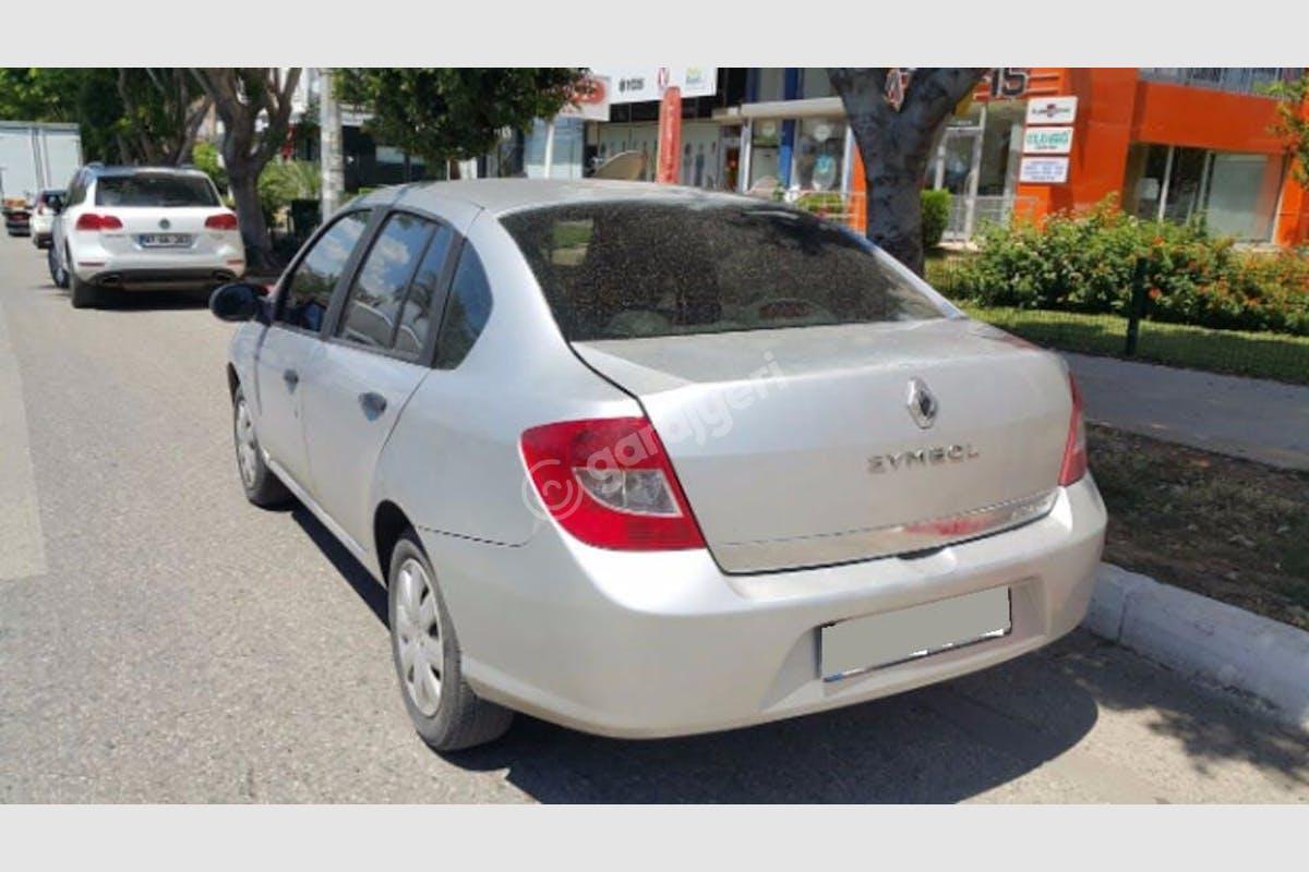 Renault Symbol Kepez Kiralık Araç 3. Fotoğraf