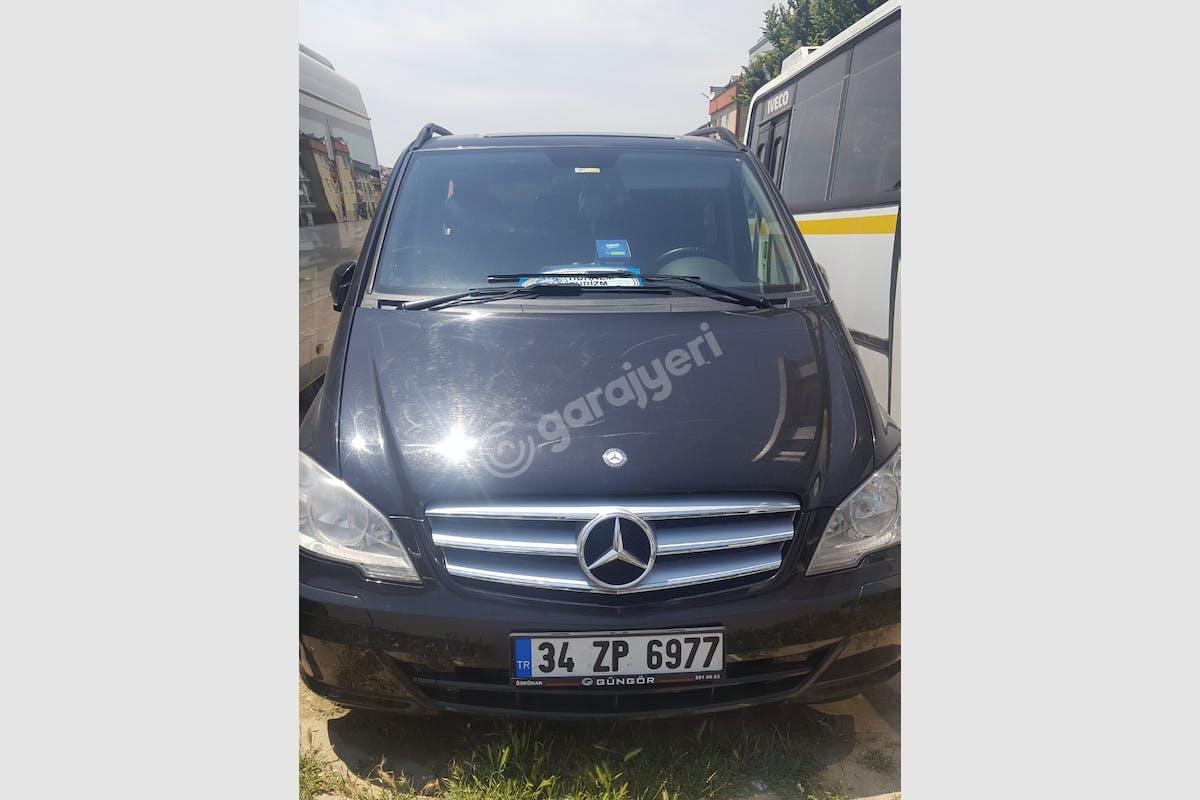 Mercedes - Benz Vito Bahçelievler Kiralık Araç 2. Fotoğraf