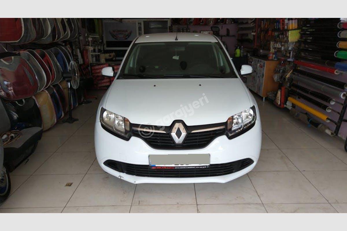 Renault Symbol Seyhan Kiralık Araç 2. Fotoğraf