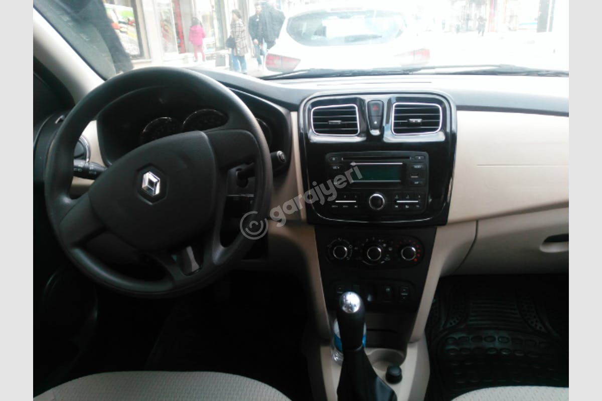 Renault Symbol Gaziosmanpaşa Kiralık Araç 2. Fotoğraf