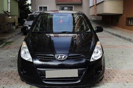 Kiralık Hyundai i20 2011 , İstanbul Çekmeköy
