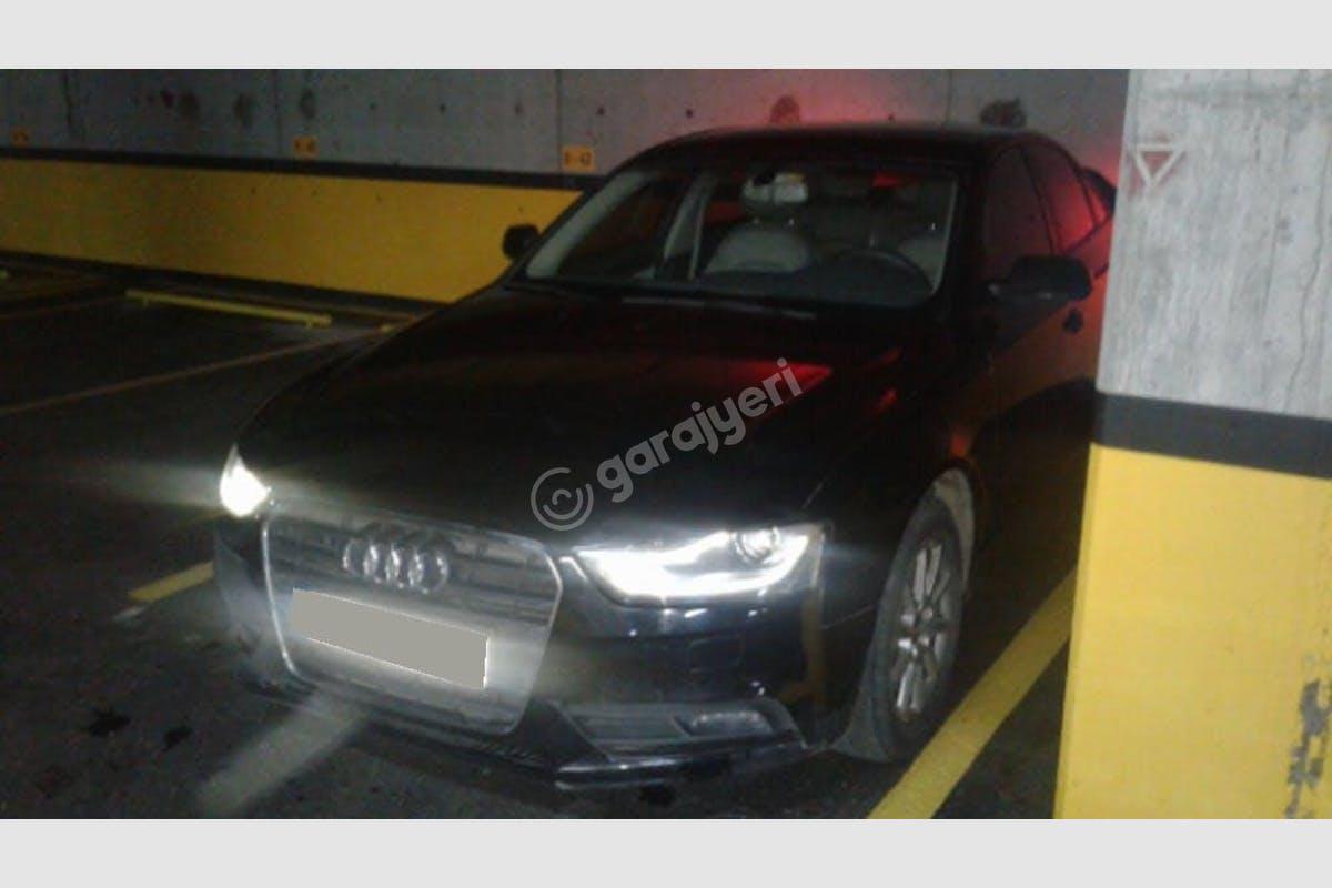 Audi A4 Bahçelievler Kiralık Araç 2. Fotoğraf