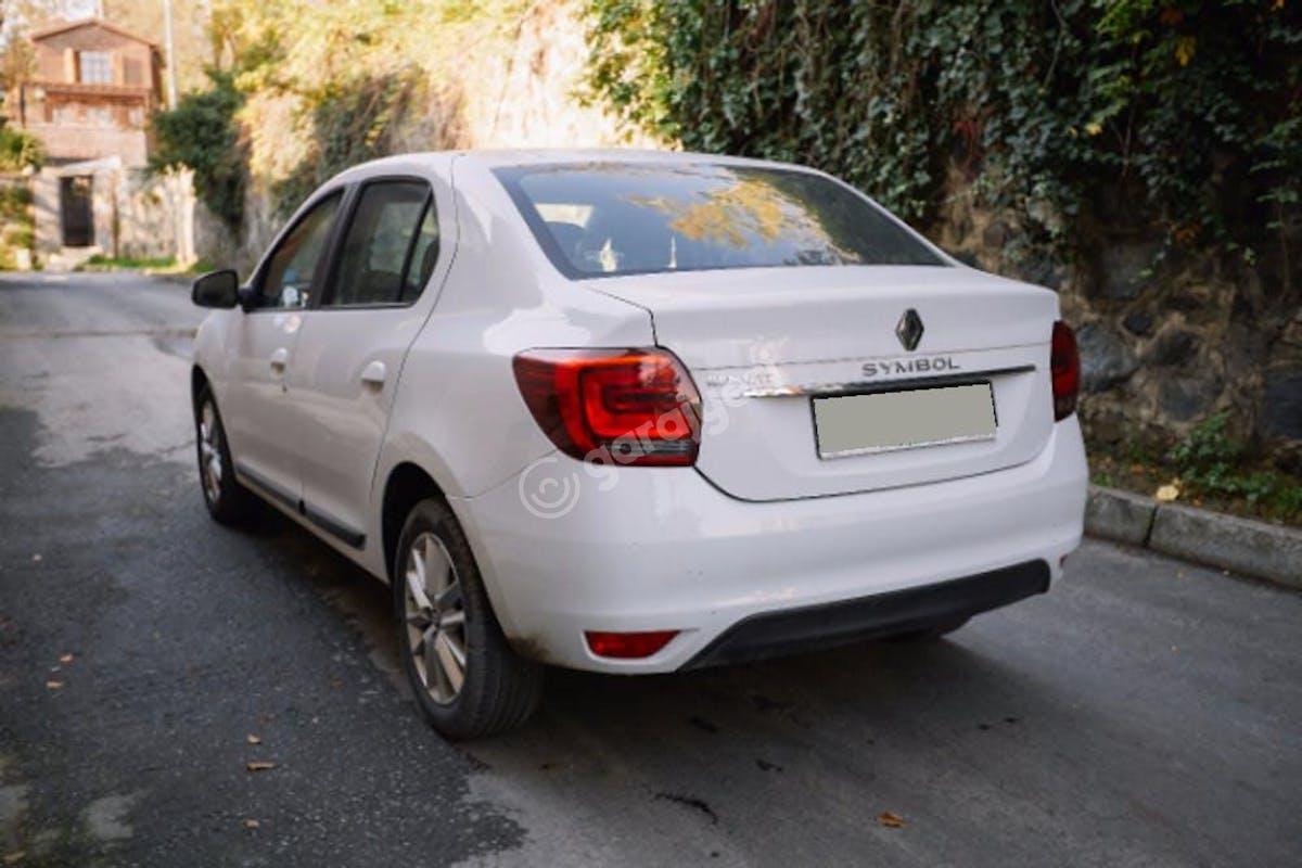 Renault Symbol Sarıyer Kiralık Araç 4. Fotoğraf