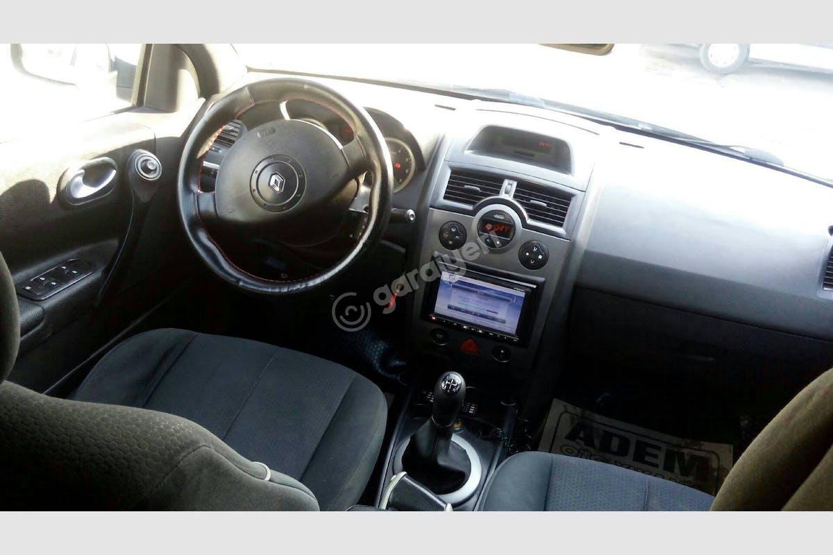 Renault Megane Turgutlu Kiralık Araç 3. Fotoğraf