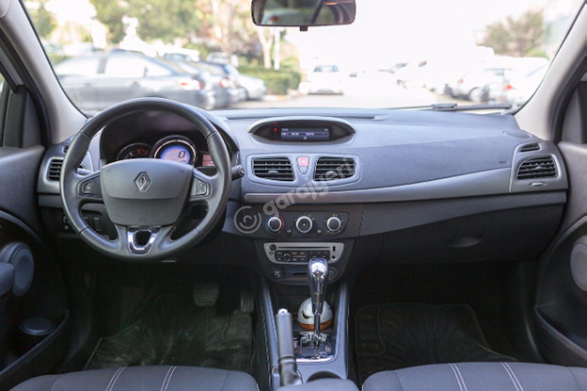 Renault Fluence Bakırköy Kiralık Araç 5. Fotoğraf