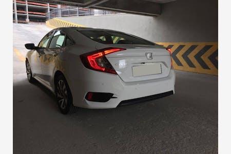 Kiralık Honda Civic , İstanbul Beylikdüzü