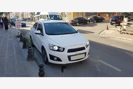 Kiralık Chevrolet Aveo 2012 , İstanbul Tuzla
