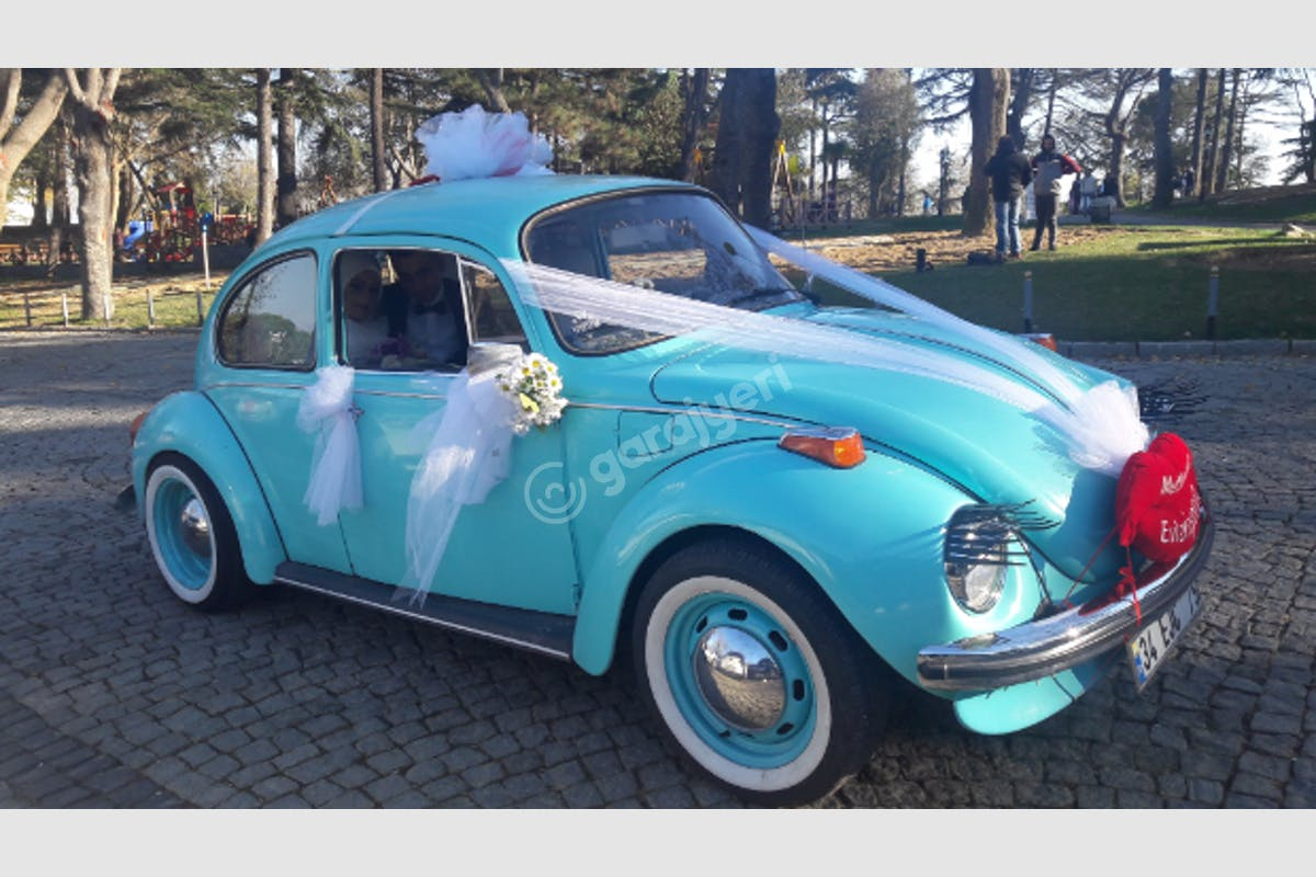 Volkswagen Beetle Fatih Kiralık Araç 3. Fotoğraf