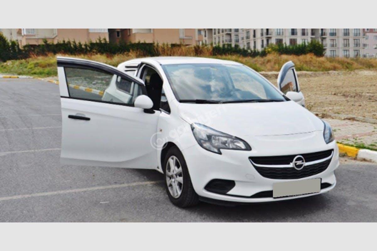 Opel Corsa Beylikdüzü Kiralık Araç 1. Fotoğraf
