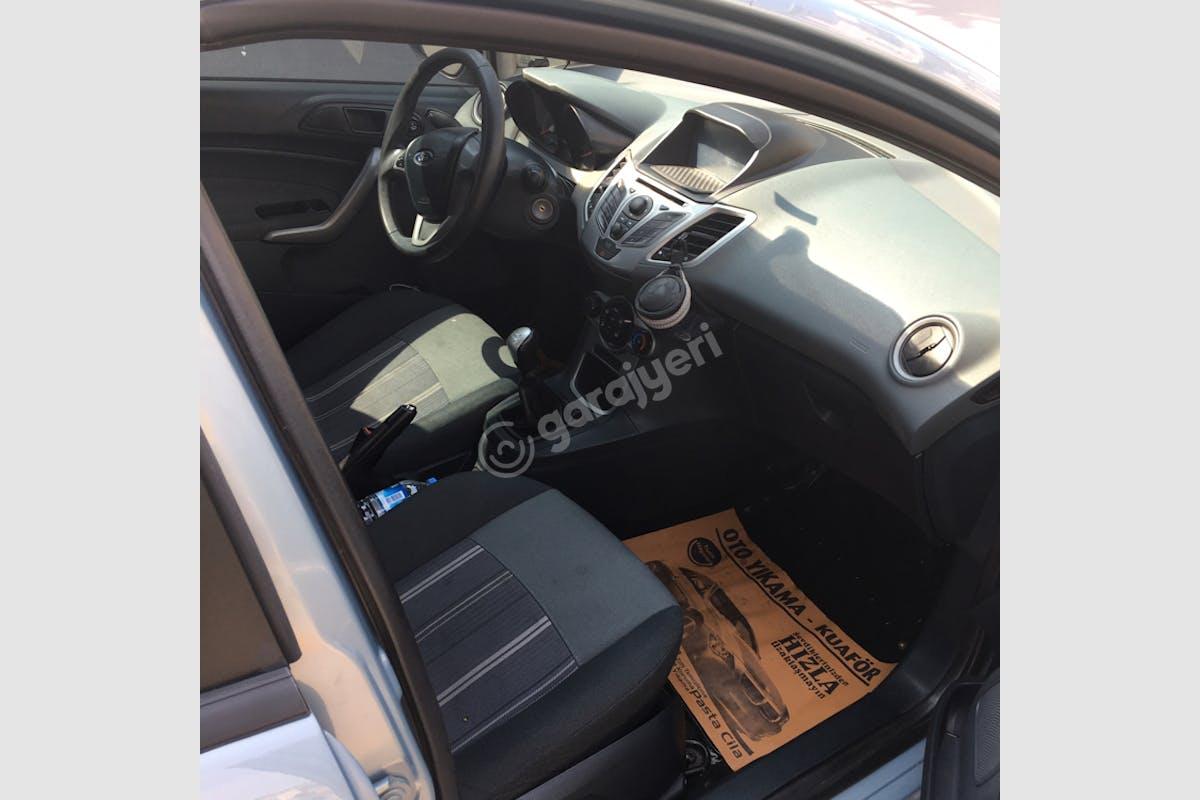 Ford Fiesta Bağcılar Kiralık Araç 2. Fotoğraf