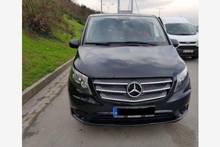 Kiralık Mercedes - Benz Vito 2017 , İstanbul Pendik
