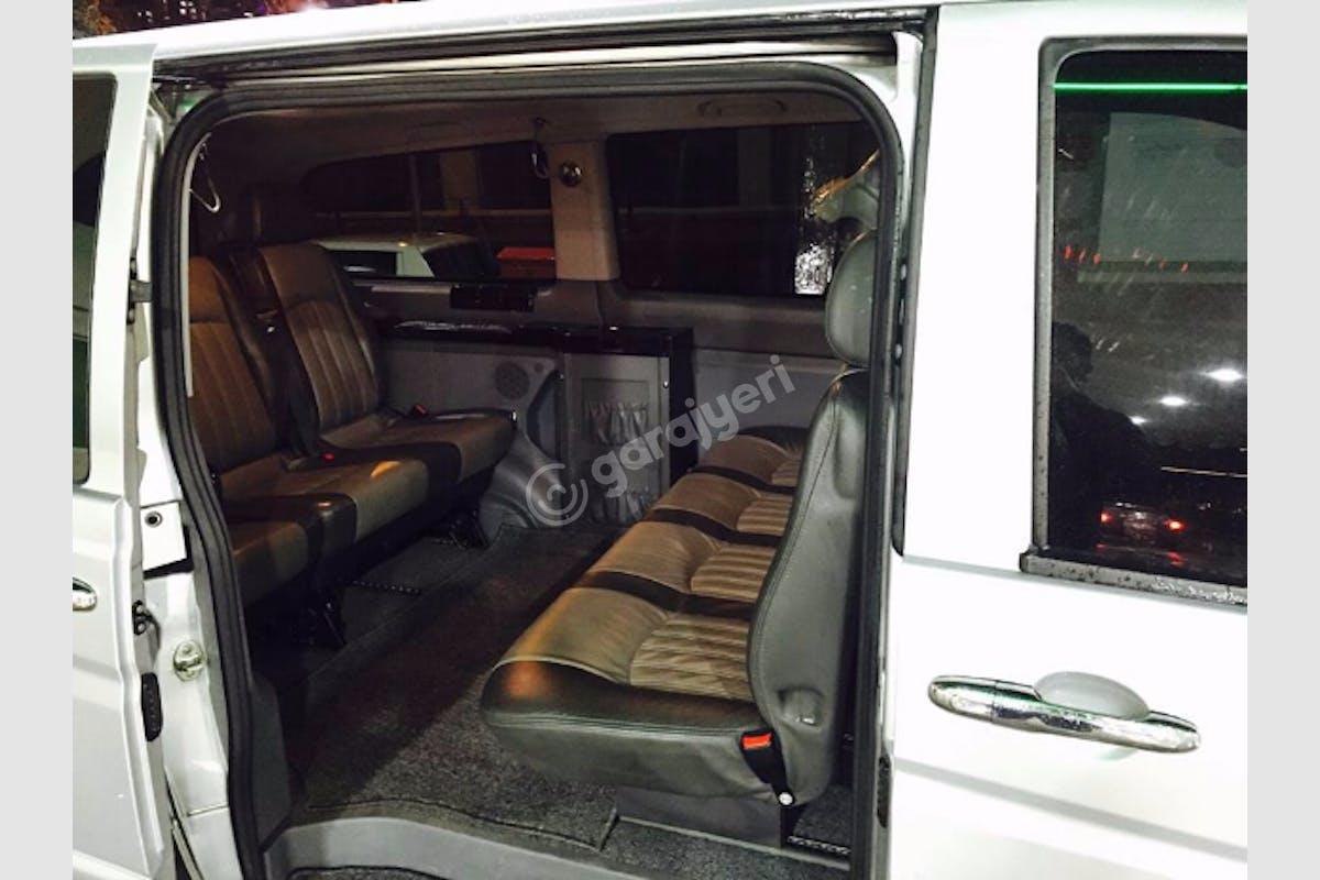 Mercedes - Benz Vito Sarıyer Kiralık Araç 2. Fotoğraf