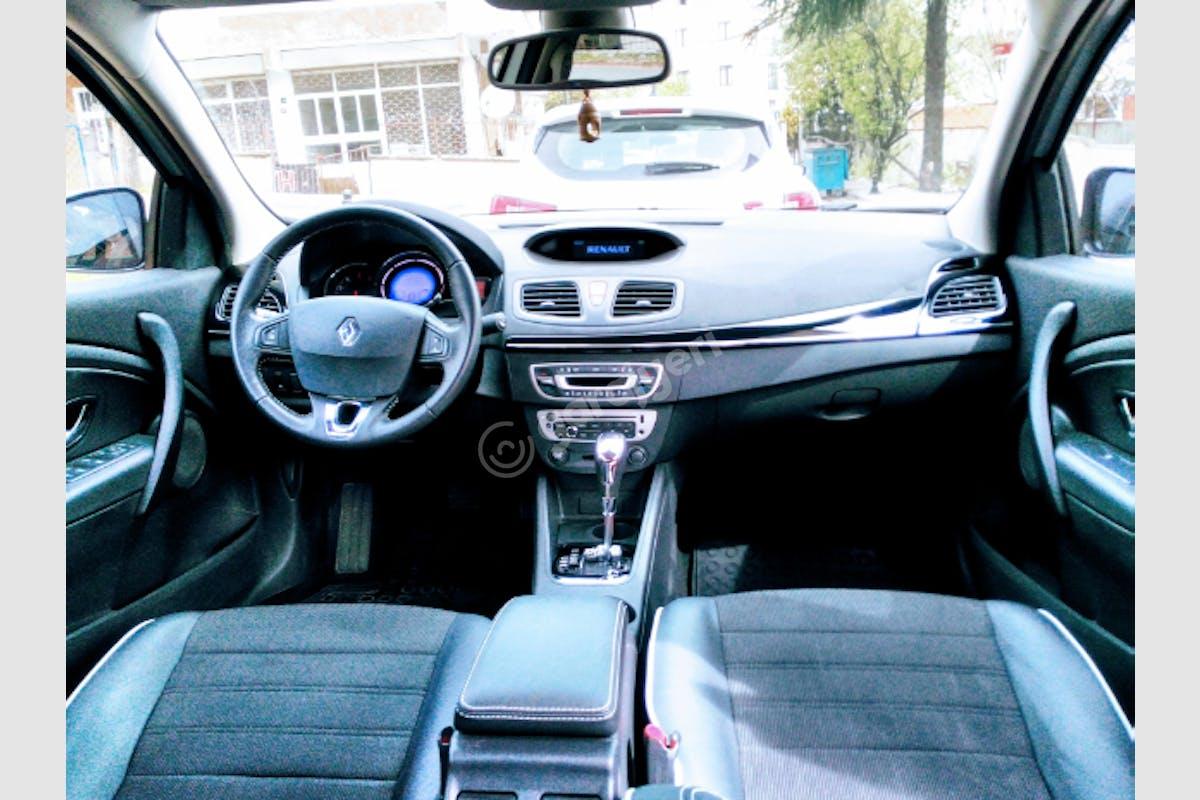 Renault Fluence Üsküdar Kiralık Araç 7. Fotoğraf