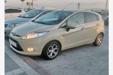 Kiralık Ford Fiesta 2009 , İstanbul Üsküdar