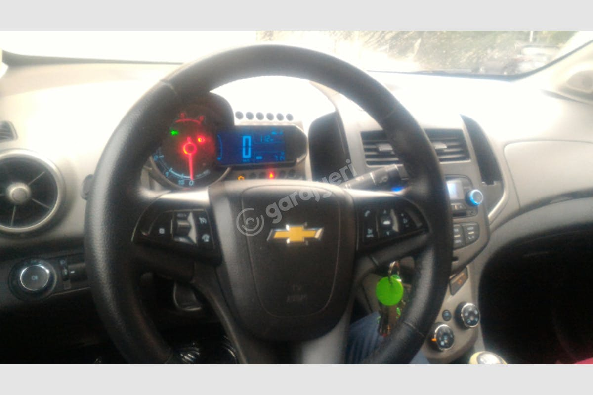 Chevrolet Aveo Esenyurt Kiralık Araç 7. Fotoğraf