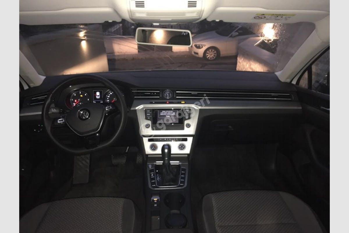 Volkswagen Passat Sarıyer Kiralık Araç 6. Fotoğraf