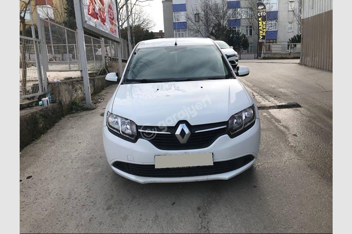 Renault Symbol Ümraniye Kiralık Araç 2. Fotoğraf