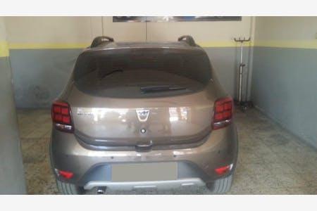 Kiralık Dacia Sandero Stepway 2018 , İzmir Buca