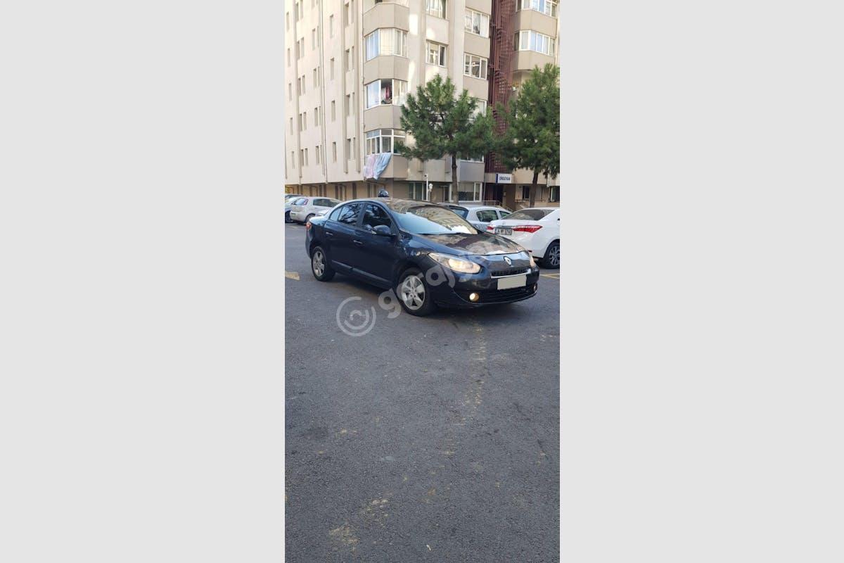 Renault Fluence Kartal Kiralık Araç 1. Fotoğraf