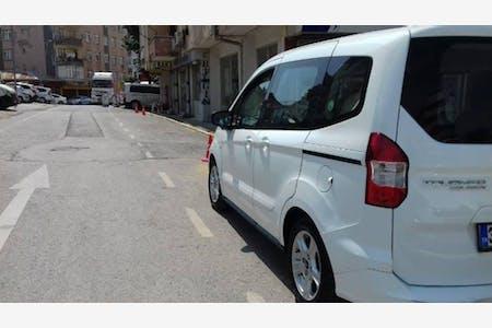 Kiralık Ford Courier 2015 , İstanbul Pendik