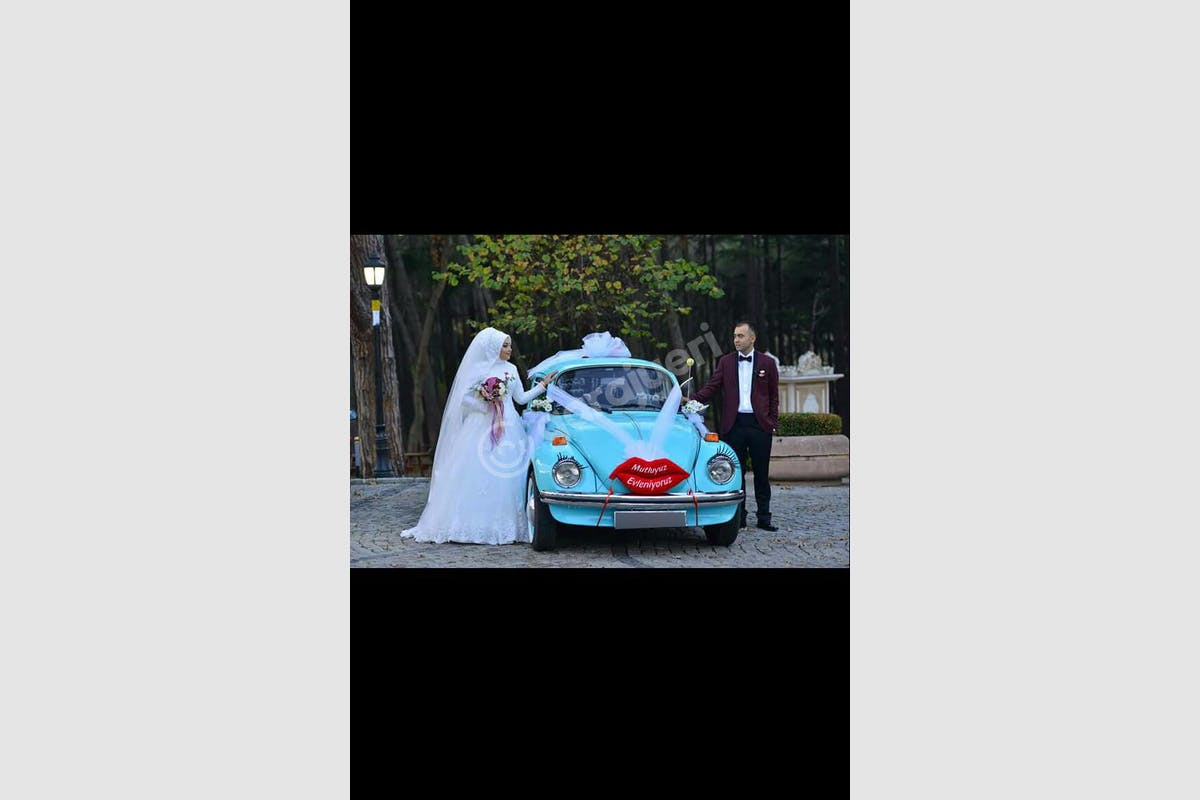 Volkswagen Beetle Fatih Kiralık Araç 1. Fotoğraf