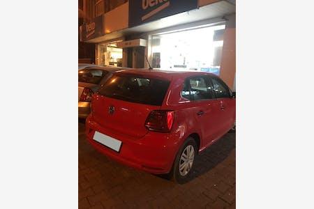 Kiralık Volkswagen Polo 2014 , Kayseri Kocasinan