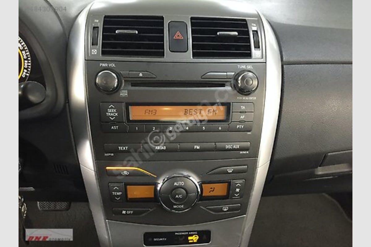 Toyota Corolla Başakşehir Kiralık Araç 7. Fotoğraf