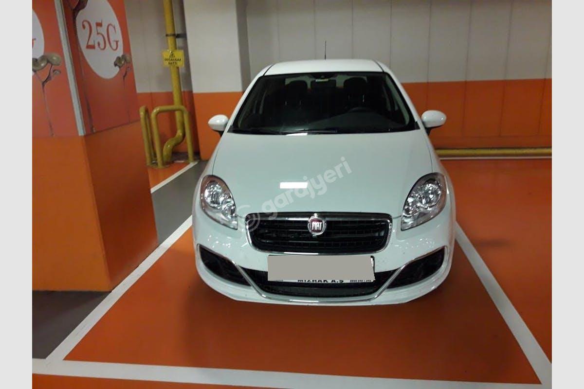 Fiat Linea Sarıyer Kiralık Araç 2. Fotoğraf
