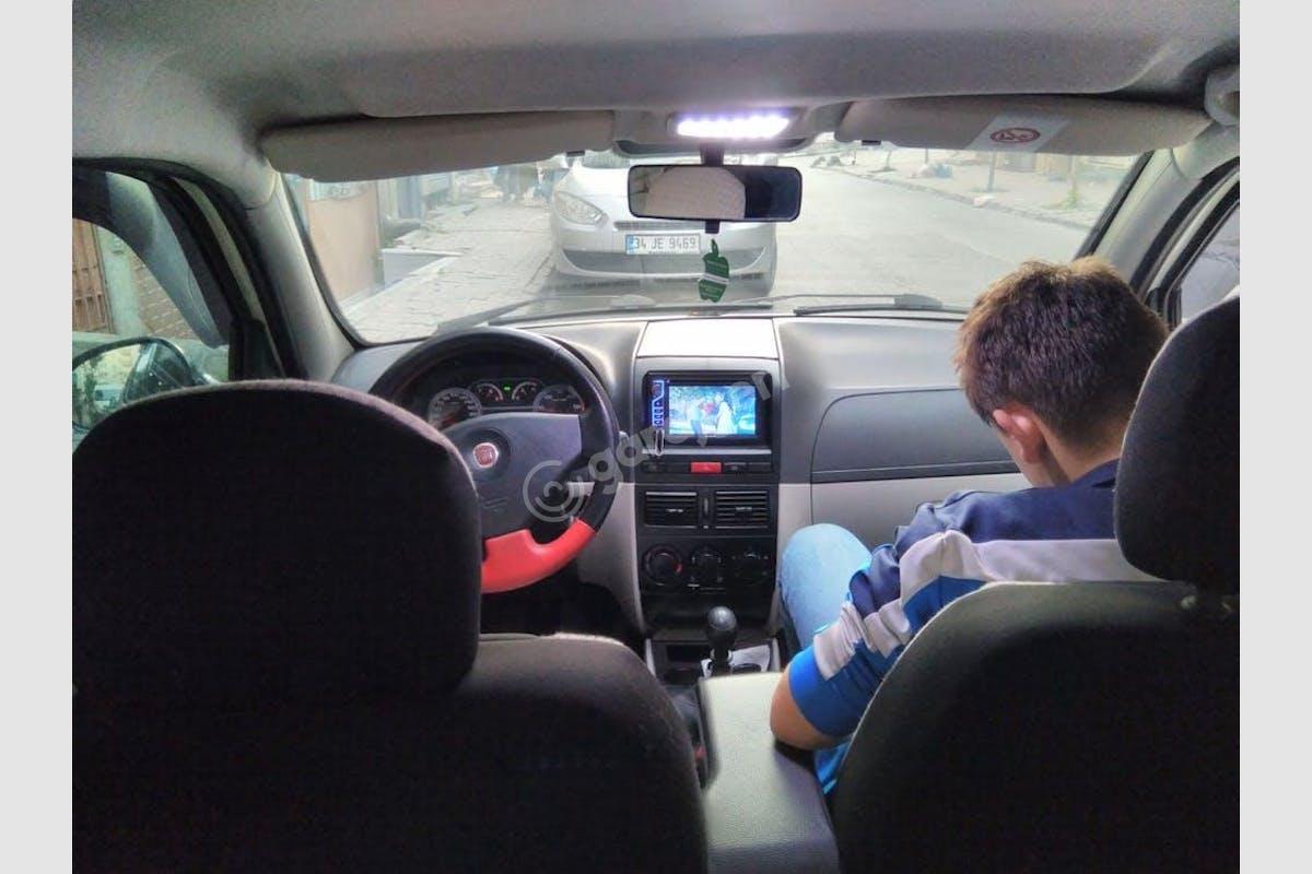 Fiat Albea Esenler Kiralık Araç 4. Fotoğraf