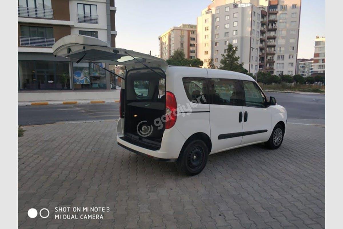 Fiat Doblo Büyükçekmece Kiralık Araç 8. Fotoğraf