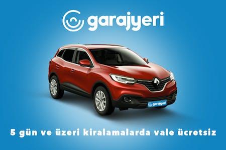 Kiralık Renault Kadjar 2017 , İstanbul Kağıthane