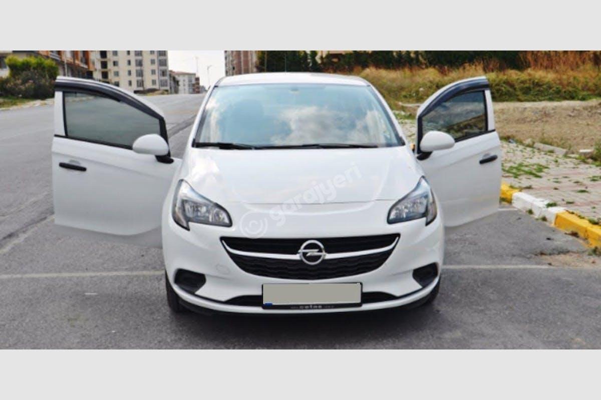 Opel Corsa Beylikdüzü Kiralık Araç 4. Fotoğraf