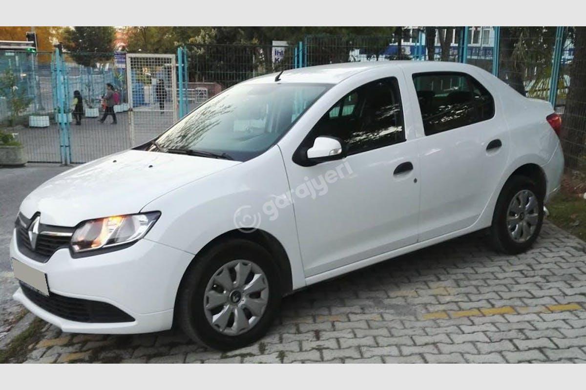 Renault Symbol Bahçelievler Kiralık Araç 8. Fotoğraf