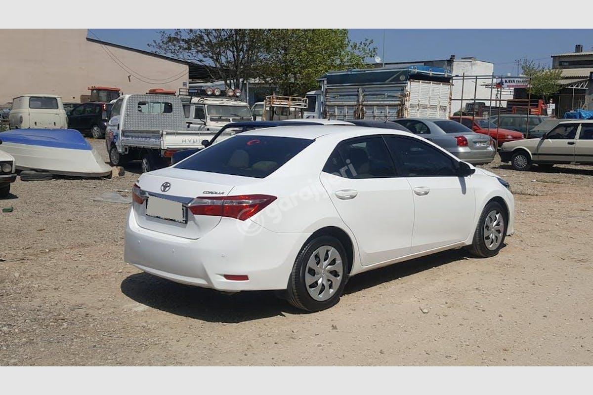 Toyota Corolla Bayrampaşa Kiralık Araç 1. Fotoğraf