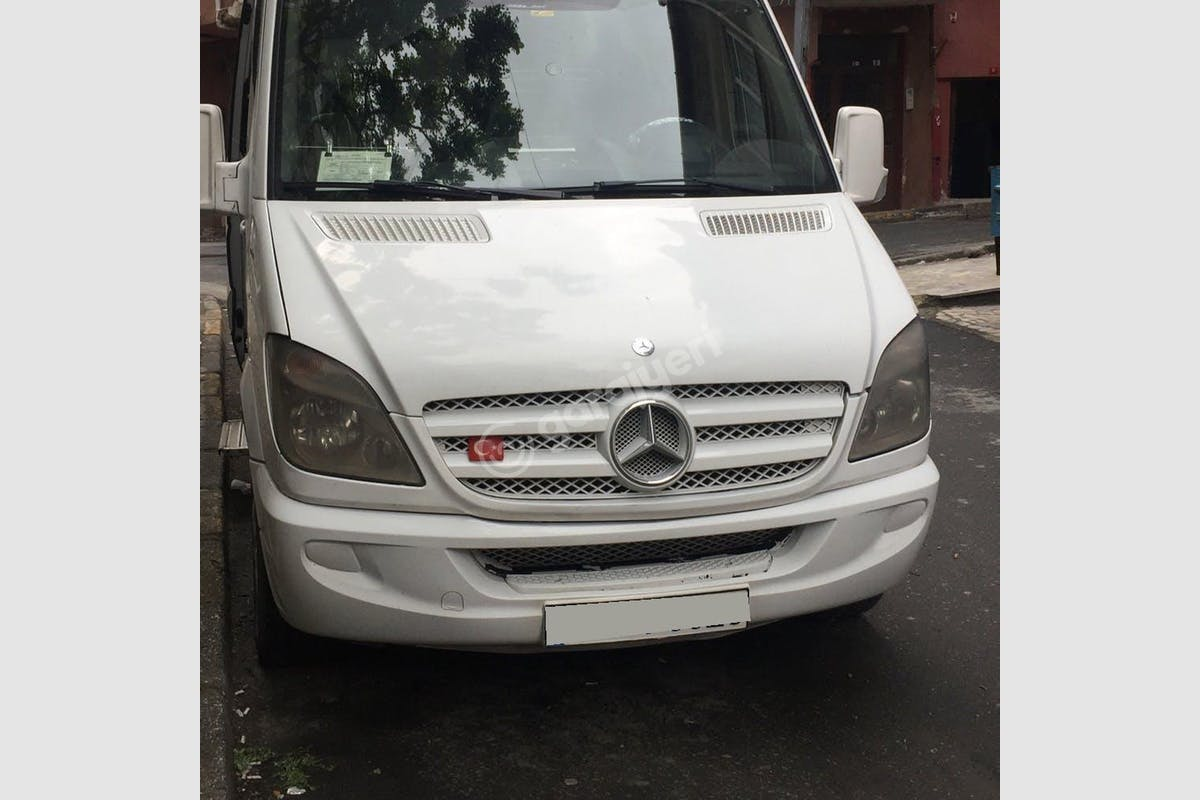 Mercedes - Benz Sprinter Beyoğlu Kiralık Araç 3. Fotoğraf