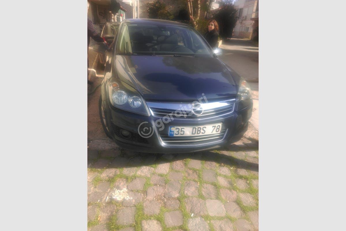 Opel Astra Aliağa Kiralık Araç 1. Fotoğraf