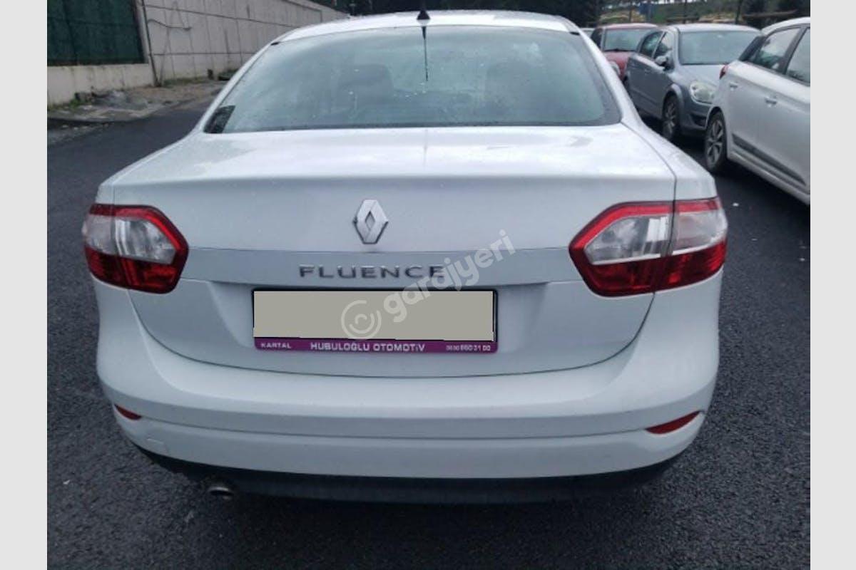 Renault Fluence Ataşehir Kiralık Araç 5. Fotoğraf