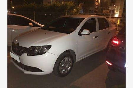 Kiralık Renault Symbol 2013 , İstanbul Büyükçekmece