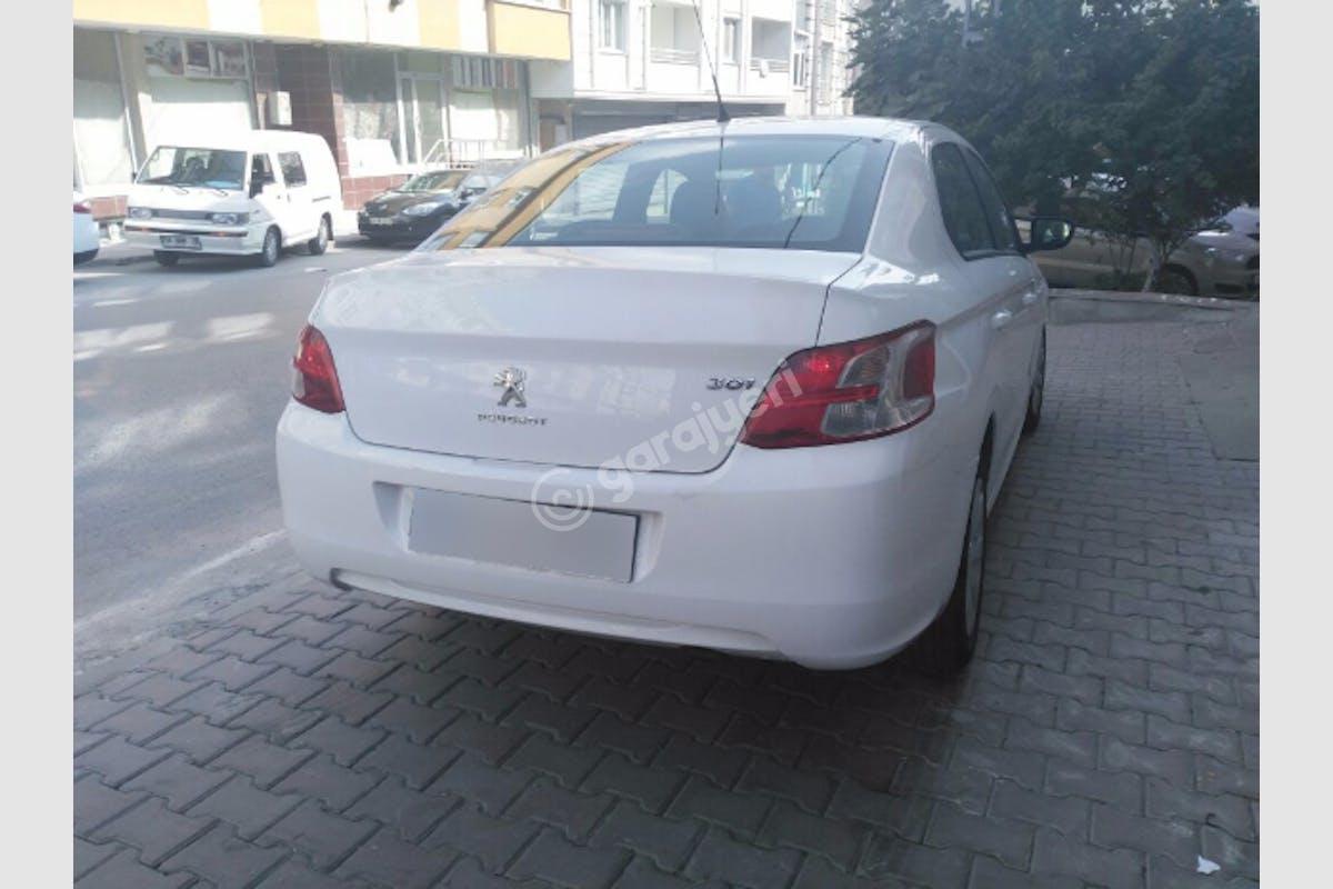 Peugeot 301 Beylikdüzü Kiralık Araç 5. Fotoğraf
