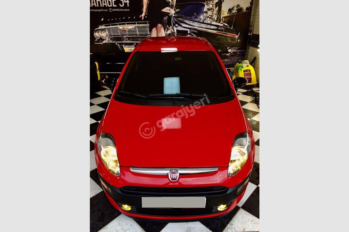 Fiat Punto Avcılar Kiralık Araç 6. Fotoğraf