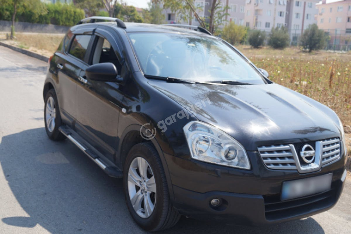 Nissan Qashqai Tuzla Kiralık Araç 3. Fotoğraf