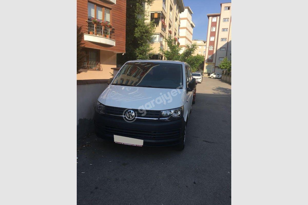 Volkswagen Transporter Maltepe Kiralık Araç 3. Fotoğraf