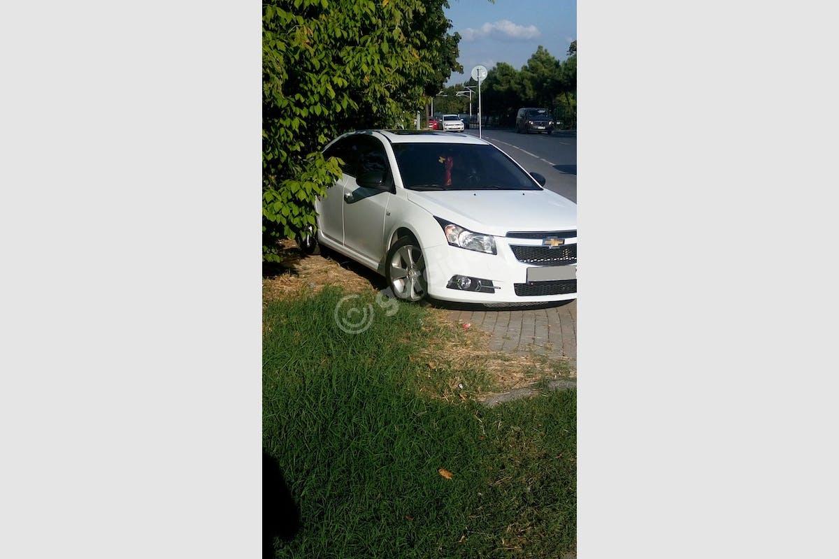 Chevrolet Cruze Küçükçekmece Kiralık Araç 5. Fotoğraf