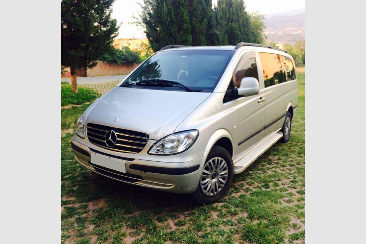 Mercedes - Benz Vito Çine Kiralık Araç 2. Fotoğraf